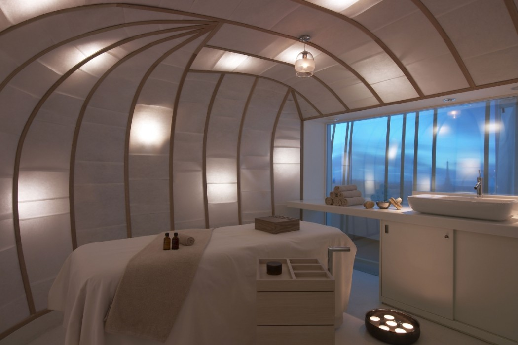 Six Senses Paris - Treament cocoon