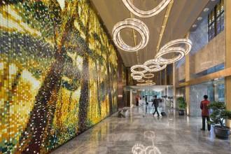 Mandarin Oriental Shanghai - Lobby