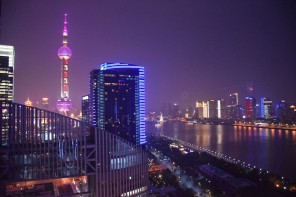 Business stay in Shanghai