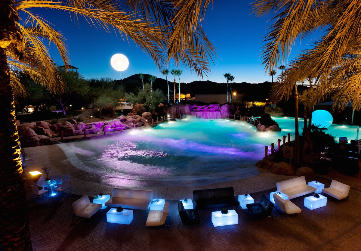 Four Bedroom Houses Rent Arizona Grand Resort And Spa An Oasis For Vacation The