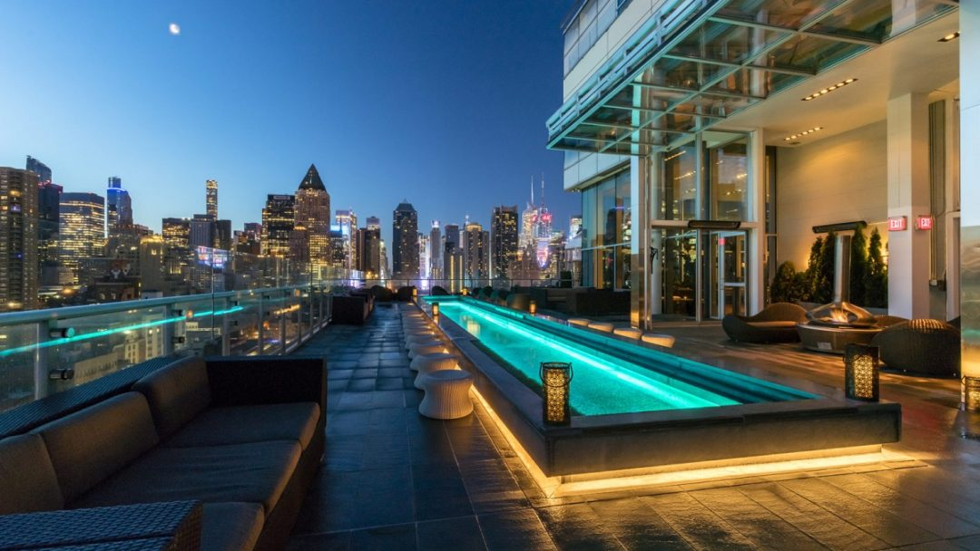 5 Best Rooftop Bars In Nyc The Luxe Insider