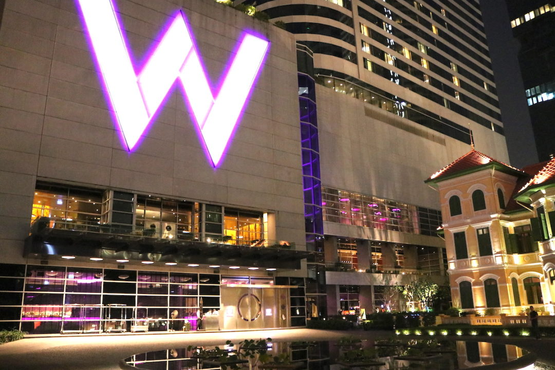 Wonderful Stay At W Bangkok The Luxe Insider
