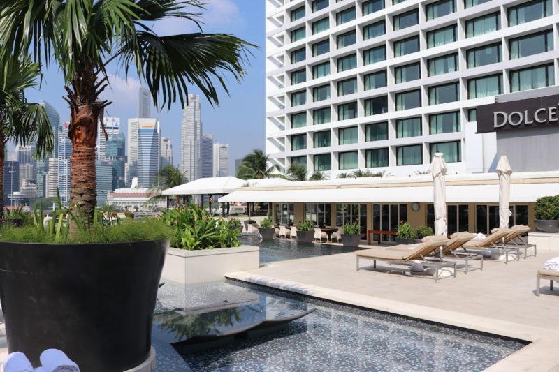 A soothing weekend at Mandarin Oriental Singapore