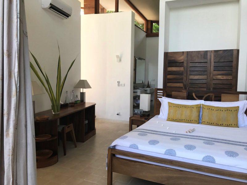 Tri Villa bedroom